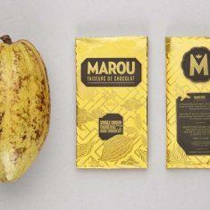 Chocolat Noir Marou - Dong Nai 72% de Cacao