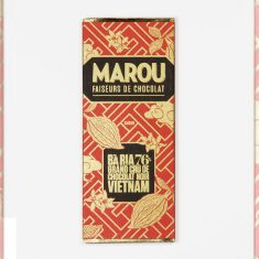 Chocolat Noir Marou - Mini Ba Ria 76% de Cacao