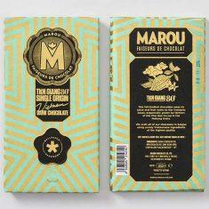 Chocolat Noir Marou - Wallpaper 80%
