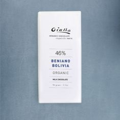 Chocolat au Lait - Oialla Beniano 46% de Cacao