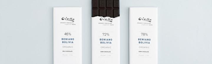 Le Chocolat Oialla au Cacao sauvage de Bolivie