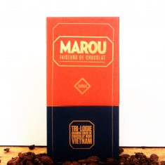 Coffret Chocolat Marou - La Trilogie