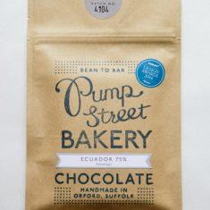 Chocolat Noir PumpStreet Bakery - Equateur 75%