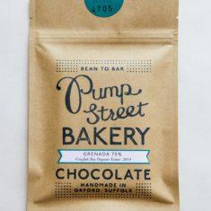 Chocolat Noir Pumpstreet Bakery - Grenada 70%