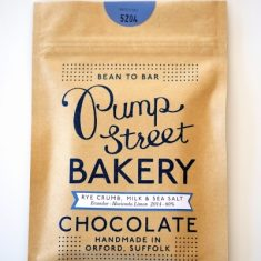 Chocolat Pumpstreet Bakery - Pain Lait & Sel