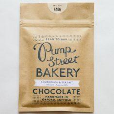 Chocolat noir Pumpstreet Bakery - Sourdough 66%
