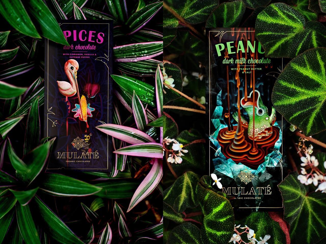 Tablettes Mulaté Spices et Peanuts