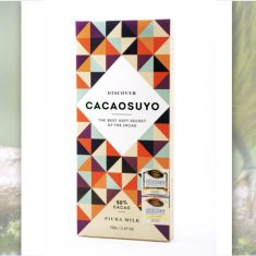 Chocolat au Lait Cacaosuyo - Piura Milk