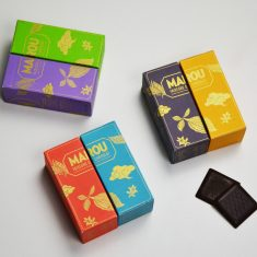 Napolitains Marou - Chocolat Noir