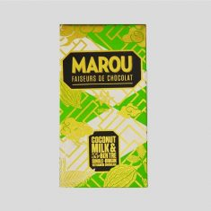 Chocolat Marou - Lait de Coco 55% de Cacao