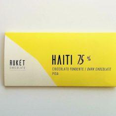 Chocolat Noir Rukét - HAITI 75%
