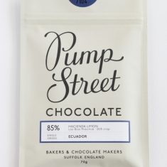 Chocolat Noir PumpStreet Bakery - Equateur 85%