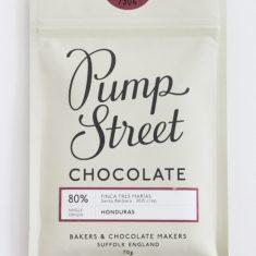 Chocolat Noir Pumpstreet Bakery - Honduras 80%