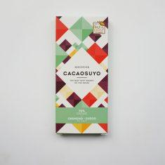 Mini Chocolat noir Cacaosuyo - Chuncho Cuzco