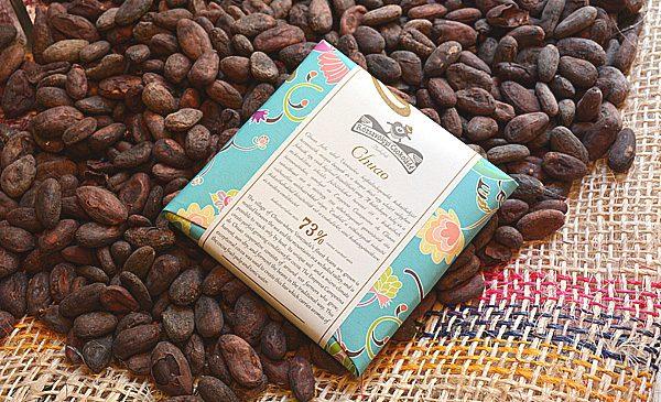 Chocolat Noir Rózsavölgyi – Chuao 73% de Cacao