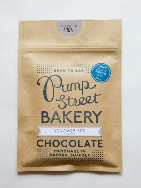 Chocolat Noir PumpStreet Bakery – Equateur 75%