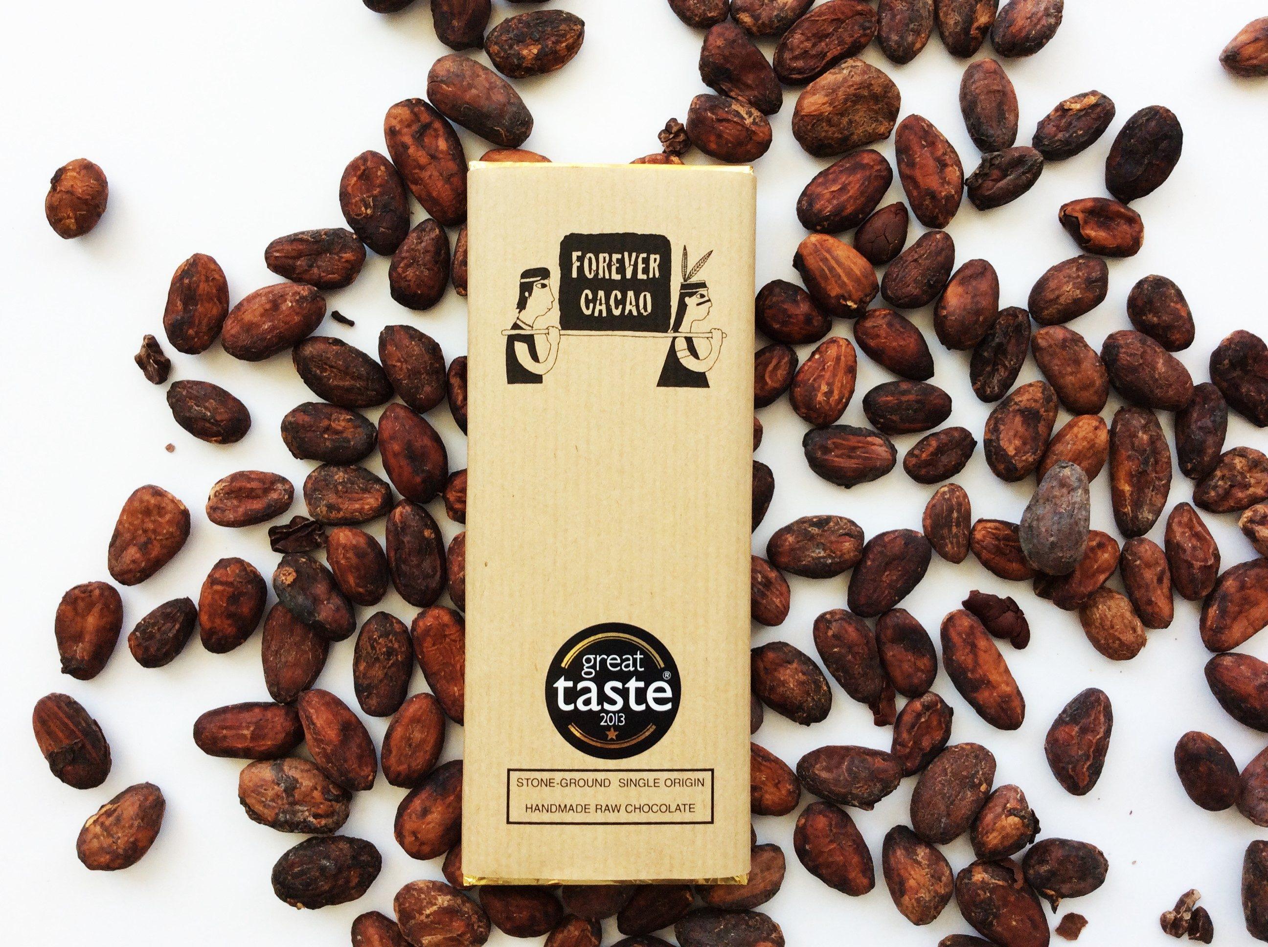 Chocolat Noir Forever Cacao – Signature Bar 80%