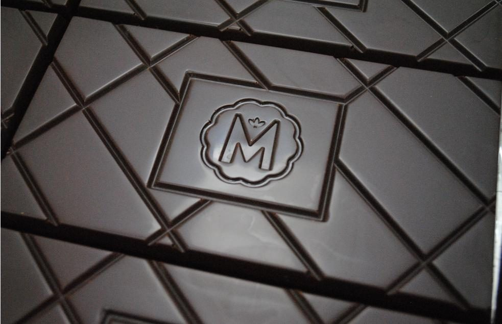 Chocolat noir Marou – Grués caramélisé 65% de cacao